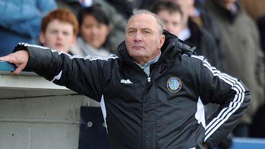 Brian Horton: Has left Doncaster