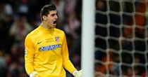 Thibaut Courtois: Atletico Madrid goalkeeper calm on future