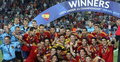 Spain retain U21 Euro crown
