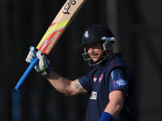 Darren Stevens: Helped Kent claim victory