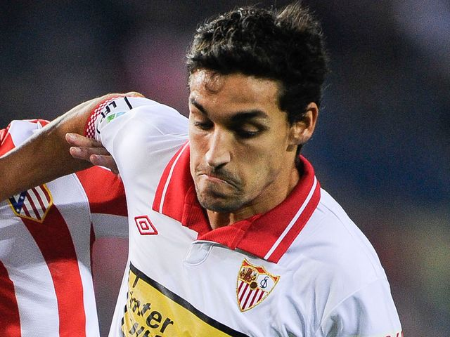 Jesus Navas: Sevilla winger is tipped to join City this summer