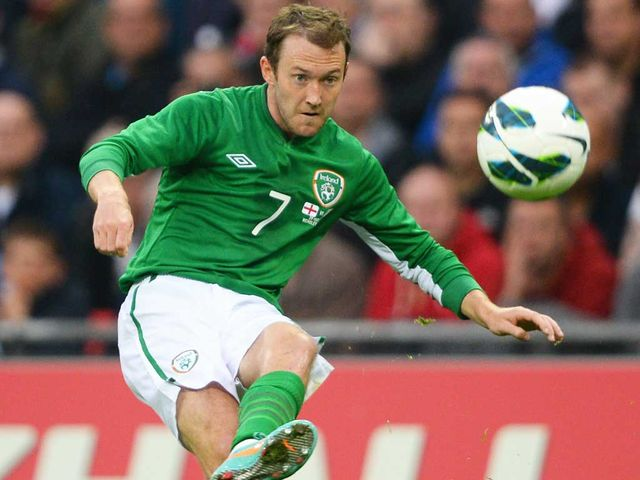 Aiden McGeady: A target for new Everton boss Roberto Martinez