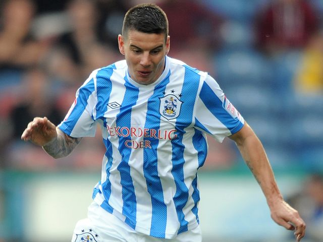 Adam Hammill: Scored for Huddersfield
