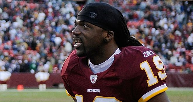 Donte Stallworth: Returning to Washington Redskins