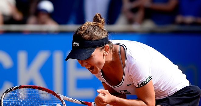 Simona Halep: Back-to-back WTA titles for the Romanian