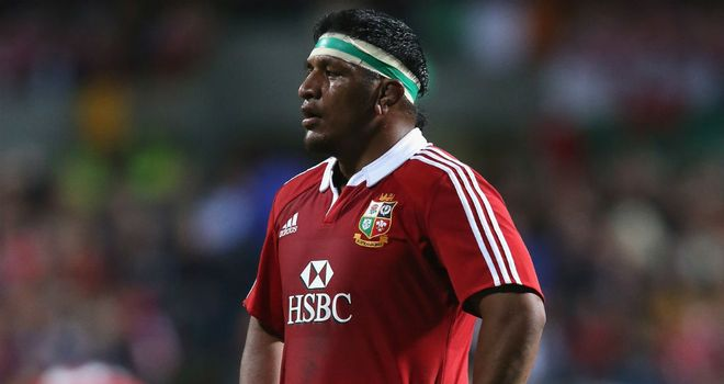 Mako Vunipola: Will look to make an impact off the bench