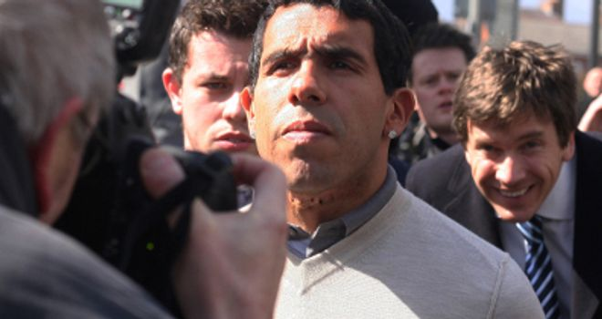 What does Carlos Tevez's move to Juventus mean in relation to how City will set-up next season?