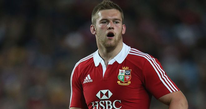 Dan Lydiate: Returning to Wales in action for Racing Metro
