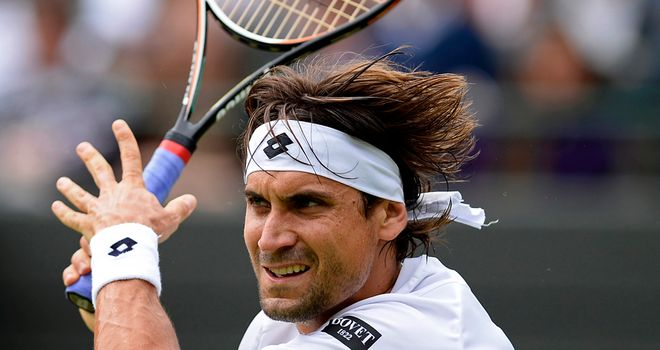 David Ferrer: Seventh successive grand slam final