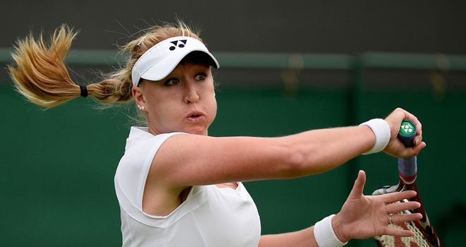 Elena Baltacha: I will fight this illness with everything I have