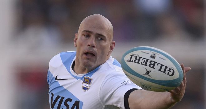 Felipe Contepomi: Back in Pumas team for Perth clash