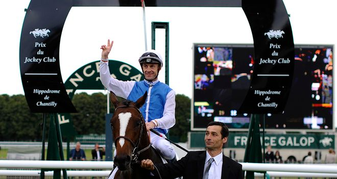 Intello: Impressive at Longchamp