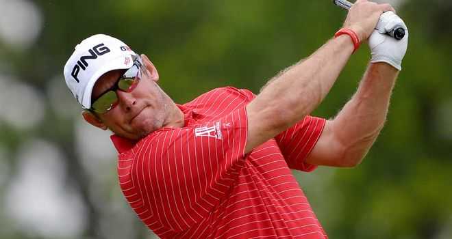 Lee Westwood: Three weeks off heading to Muirfield