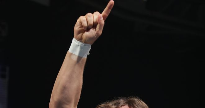 Bryan: expected to beat Cena for WWE Title