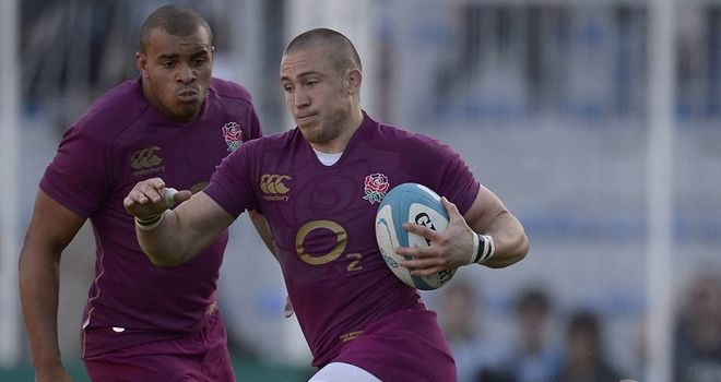 Mike Brown: England man signs new Harlequins deal