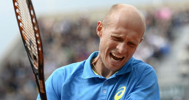 Nikolay Davydenko: Was unhappy that ATP rules forced him to play despite carrying a wrist injury