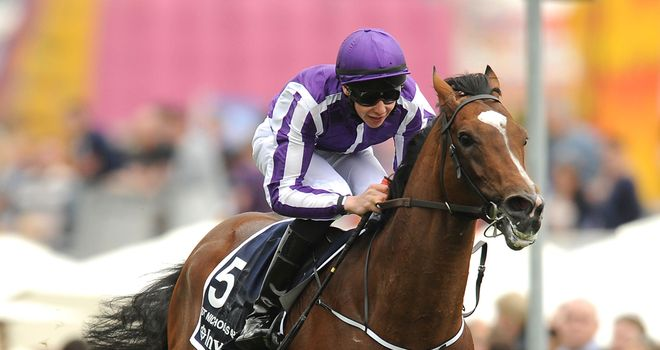 St Nicholas Abbey: King George hopeful