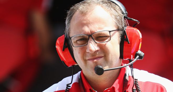 Stefano Domenicali: Motivational speech