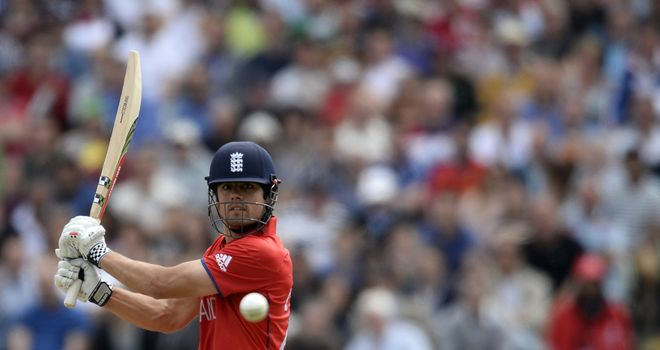 Alastair Cook: insists England's players did nothing wrong while letting their hair down