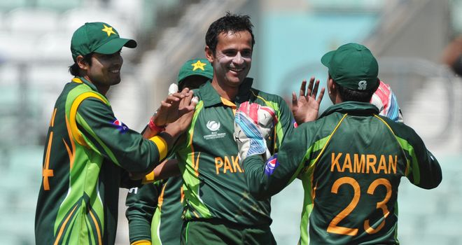 Asad Ali (C): Took three wickets during South Africa's innings