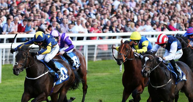 Body And Soul charges to victory at York