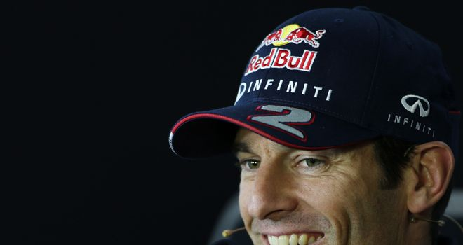 Mark Webber: Set to discuss his reasons for quitting F1 on Thursday afternoon