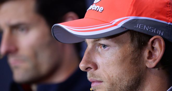 Jenson Button: Says McLaren will do their best at Silverstone