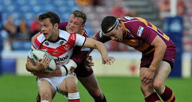 Gareth O'Brien: Last game for St Helens?