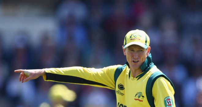 George Bailey: 'Pretty keen' for Michael Clarke to be fit to lead Australia against Sri Lanka