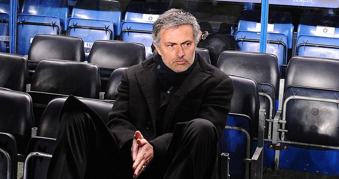 Jose Mourinho: Back at Stamford Bridge on four-year contract