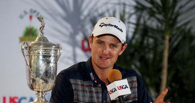 Justin Rose: Hectic run of media commitments since winning at Merion