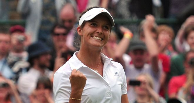 Laura Robson: Not looking beyond her next match