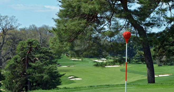 Will Merion and its penal rough play into the hands of the straight hitters?