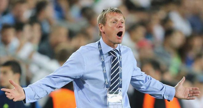 Stuart Pearce: Says it is up to his players to come out and defend their performance