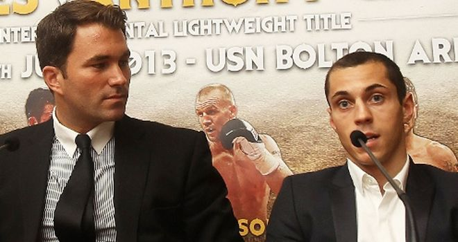 Scott Quigg: Has endured a frustrating spell outside the ring