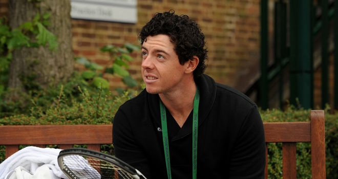 McIlroy: will enjoy the Carton House challenge, says Rob