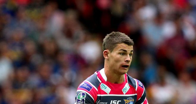 Stevie Ward: Think London could be the ideal venue for the Magic Weekend