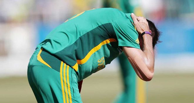 Dale Steyn: May return to face West Indies in crucial clash