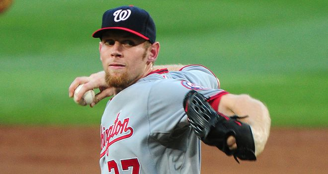 Stephen Strasburg: Can he lead Washington to the World Series?