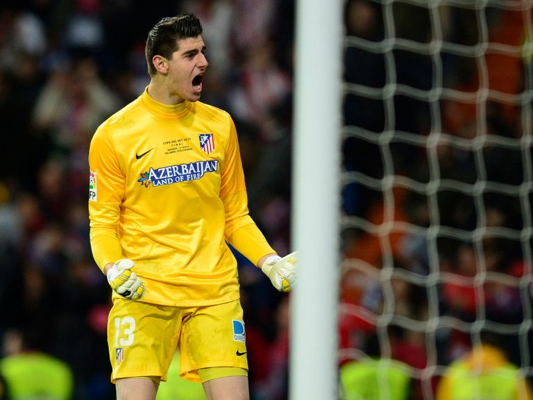 Thibaut Courtois: Angry about Real Madrid rumours