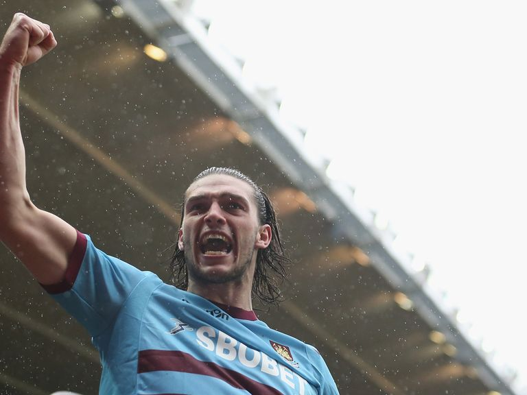 Andy Carroll: Joins West Ham for an undisclosed club record fee