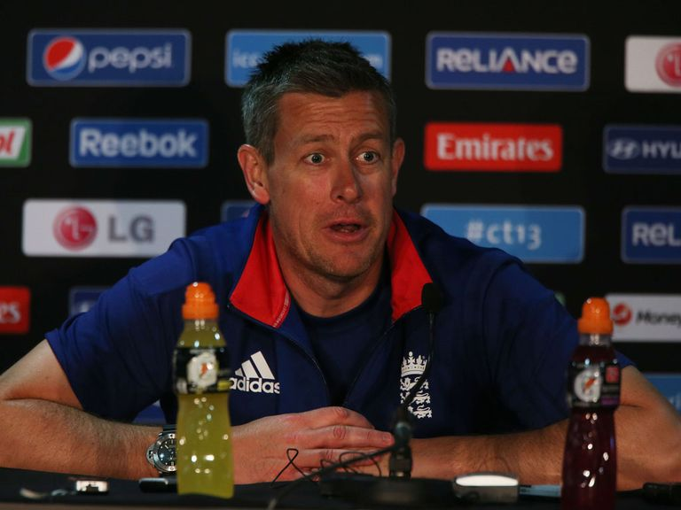 Ashley Giles: Is ready to wield the axe with England one-day squad