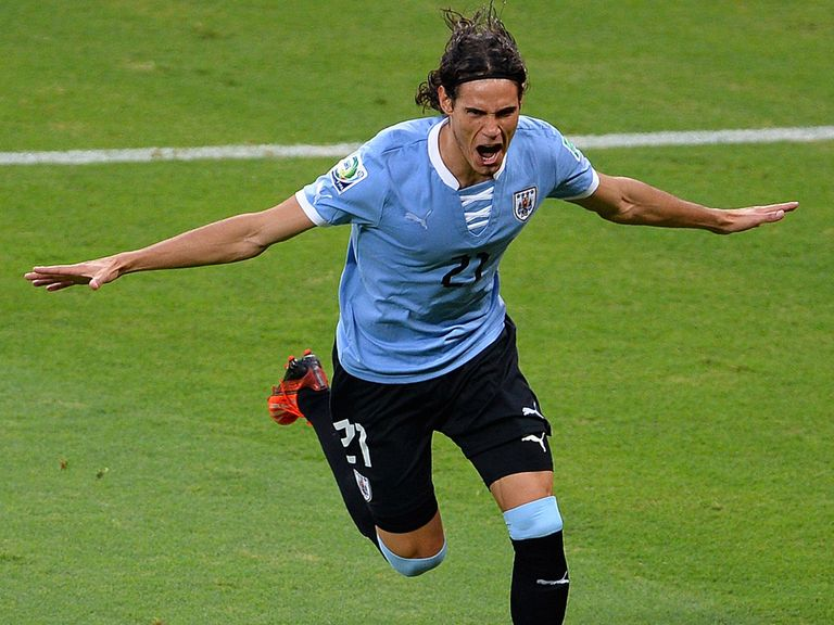 Edinson Cavani: Linked with a summer move