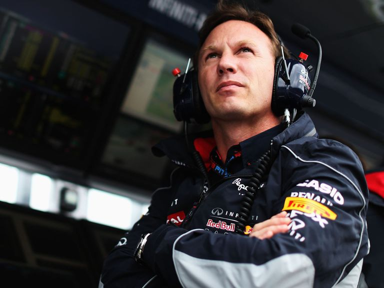 Christian Horner: Will hold talks with Pirelli