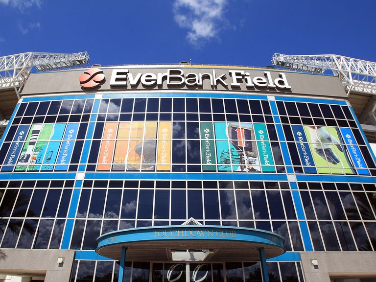EverBank Field: Home of the Jacksonville Jaguars