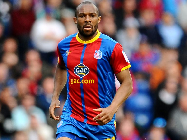 Danny Gabbidon: Wants a new deal at Palace