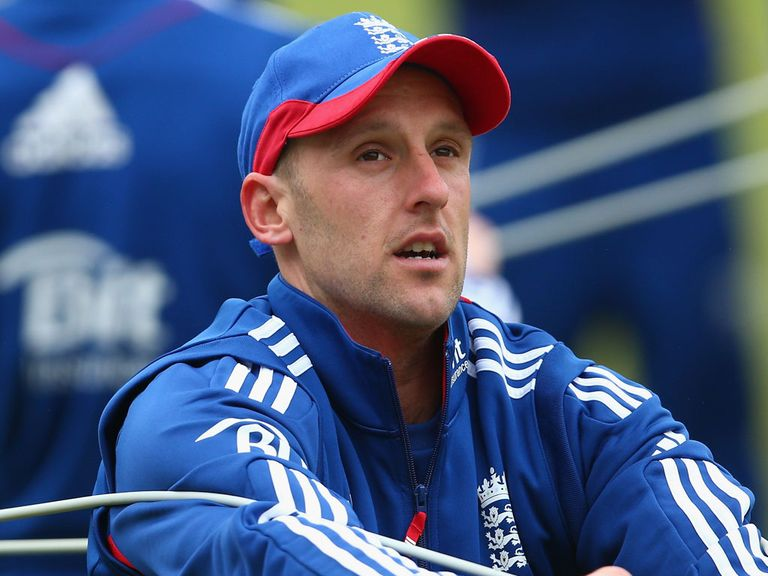 James Tredwell: Keen to make his mark