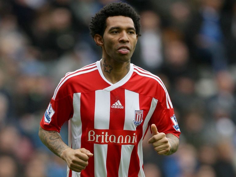Jermaine Pennant: Now playing for Mark Hughes at Stoke