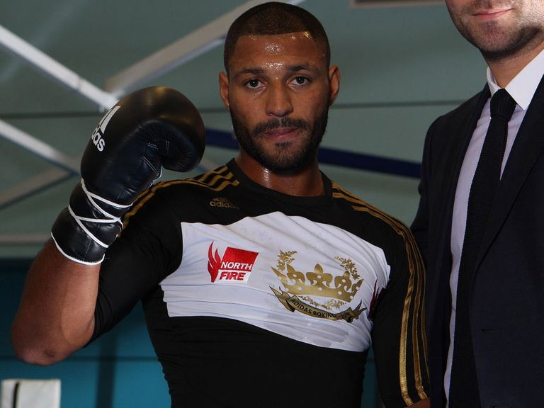Kell Brook: Injury frustrations