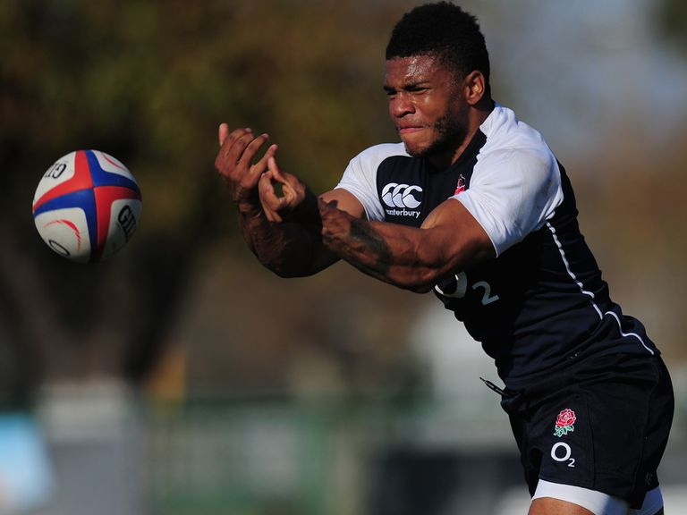 Kyle Eastmond: Set to face the All Blacks this weekend